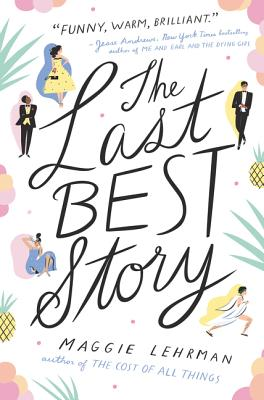 The Last Best Story Cover Image