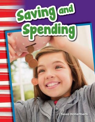 Saving and Spending (Primary Source Readers) Cover Image