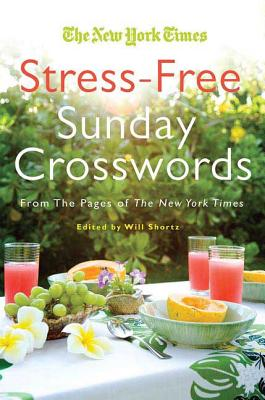 Will Shortz Presents Stress-Free Sudoku: 100 Wordless Crossword Puzzles Cover Image