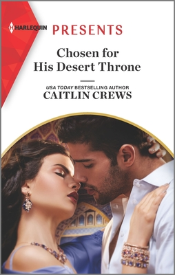 Chosen for His Desert Throne Cover Image