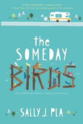 The Someday Birds Cover Image