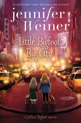 Little Bigfoot, Big City by Jennifer Weiner