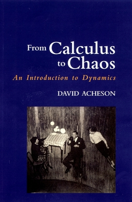 From Calculus to Chaos: An Introduction to Dynamics Cover Image