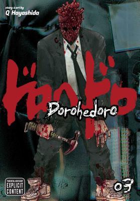 Dorohedoro, Vol. 3 Cover Image