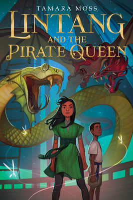 Lintang and the Pirate Queen Cover Image
