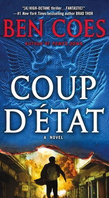 Coup d'Etat: A Dewey Andreas Novel Cover Image