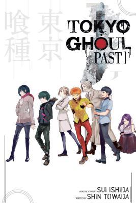 Tokyo Ghoul: Past (Tokyo Ghoul Novels) Cover Image