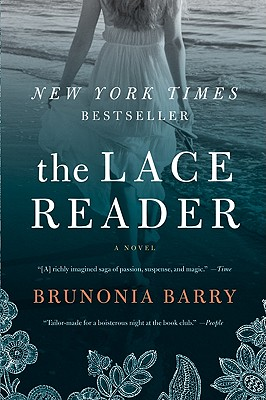 The Lace Reader: A Novel Cover Image