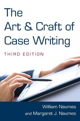 The Art and Craft of Case Writing Cover Image