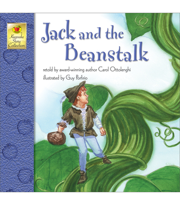 Jack and the Beanstalk (Keepsake Stories) Cover Image