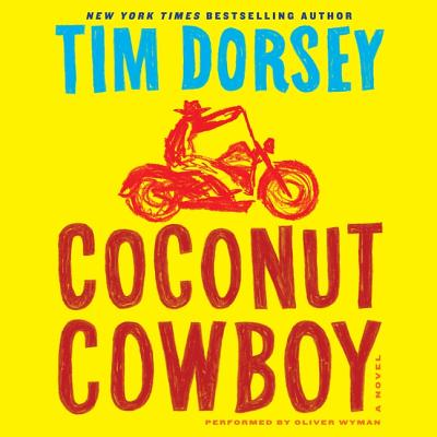 Coconut Cowboy (Serge Storms #19) Cover Image