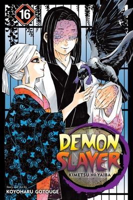 Demon Slayer: Kimetsu no Yaiba, Vol. 16 Cover Image