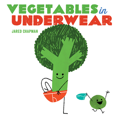 Vegetables in Underwear Cover Image