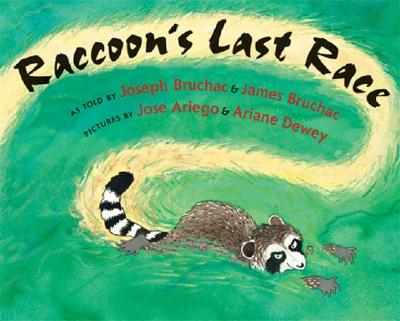 Raccoon's Last Race Cover
