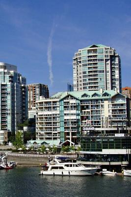 Vancouver Canada: Notebook Cover Image