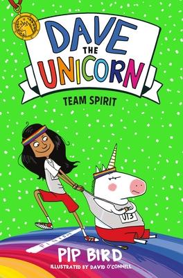 Dave the Unicorn: Team Spirit Cover Image