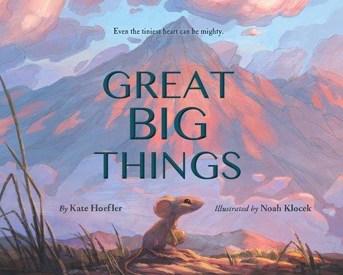 Great Big Things Cover Image