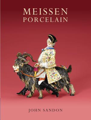 Meissen Porcelain Cover