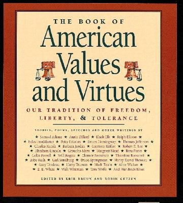 The Book of American Values and Virtues Cover Image