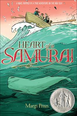Heart of a Samurai Cover Image