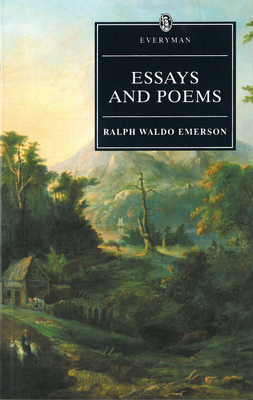 Essays & Poems Emerson (Everyman's Library) Cover Image