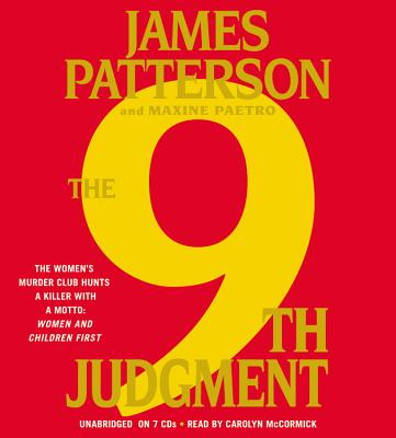 The 9th Judgment Cover