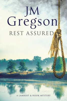 Cover for Rest Assured (Lambert and Hook Mystery #27)