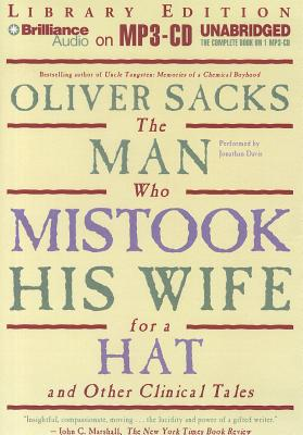Cover for The Man Who Mistook His Wife for a Hat