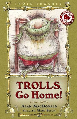 Cover for Trolls, Go Home!