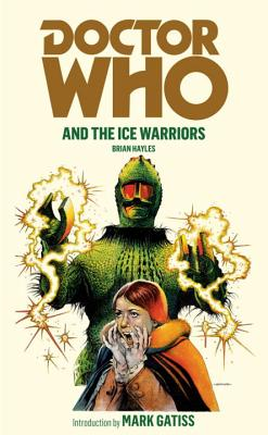 Doctor Who And The Ice Warriors Cover