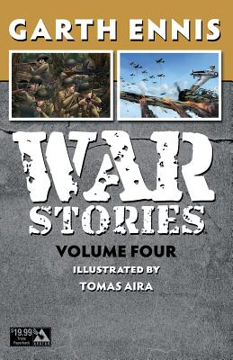 War Stories Volume 4 cover image