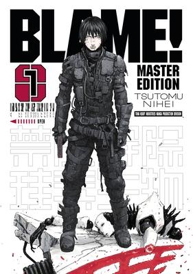 Blame!, Volume 1 Cover Image
