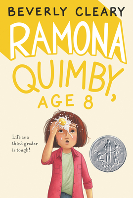 Ramona Quimby, Age 8 (Rpkg) Cover Image