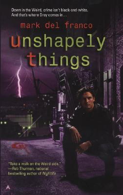 Unshapely Things Cover