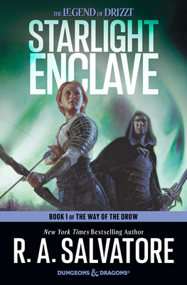 Starlight Enclave: A Novel Cover Image