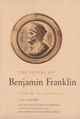 Cover for The Papers of Benjamin Franklin, Vol. 27