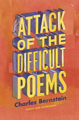 Attack of the Difficult Poems Cover