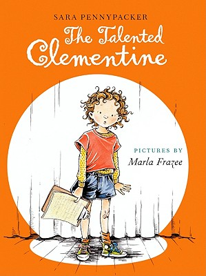 The Talented Clementine Cover Image