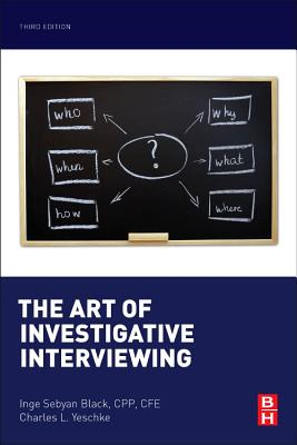 The Art of Investigative Interviewing Cover Image