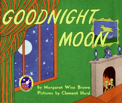Goodnight Moon Big Book Cover Image