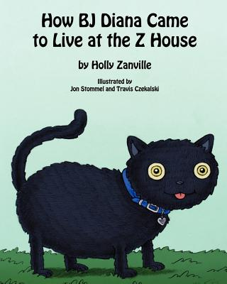 How BJ Diana Came to Live at the Z House Cover