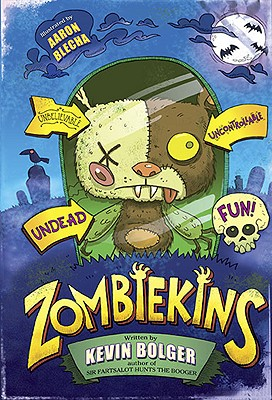 Cover Image for Zombiekins