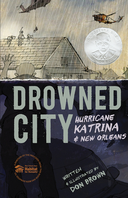 Drowned City: Hurricane Katrina and New Orleans Cover Image