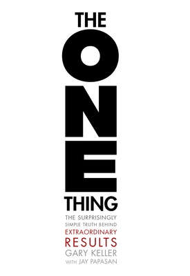 The One Thing cover image