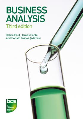 Business Analysis Cover Image