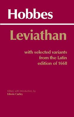 Leviathan: With Selected Variants from the Latin Edition of 1668 Cover Image