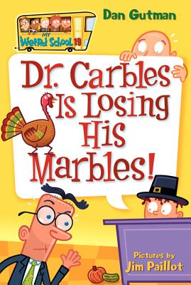 Dr. Carbles Is Losing His Marbles! Cover