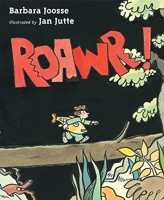 Roawr! Cover
