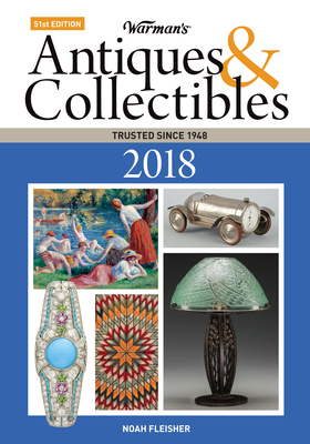 Warman's Antiques & Collectibles 2018 Cover Image