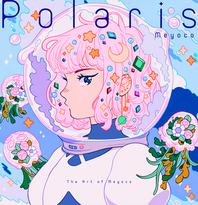 Polaris: The Art of Meyoco Cover Image